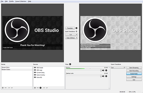 Open broadcaster software download (2019 latest) for windows 10, 8, 7.