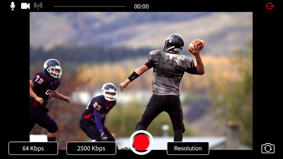 Download | Live Streaming HD Video & Audio Platform for Sports | Meridix